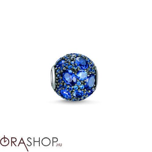 Thomas Sabo kék gyöngy - K0077-638-1