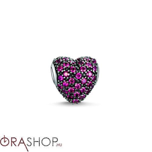 Thomas Sabo szív gyöngy - K0084-639-10