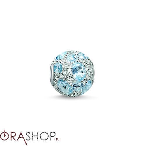 Thomas Sabo kék gyöngy - K0085-059-1