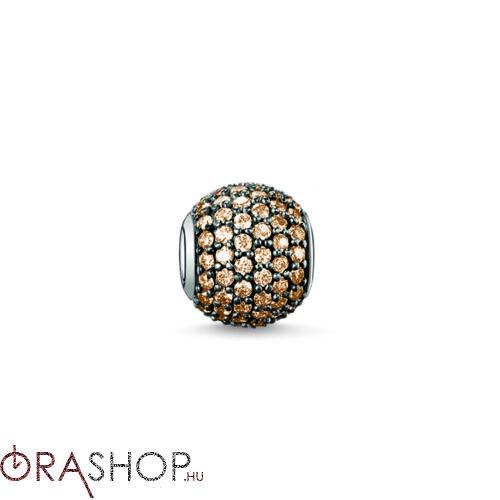 Thomas Sabo barna gyöngy - K0088-643-3