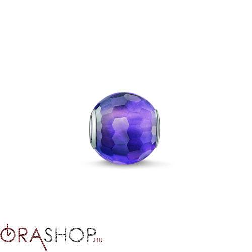 Thomas Sabo lila gyöngy - K0089-163-13