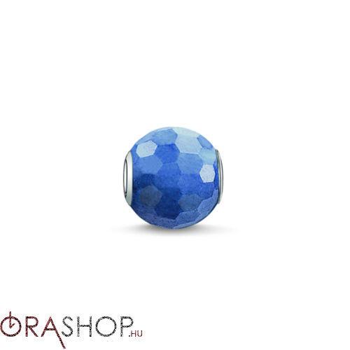 Thomas Sabo kék gyöngy - K0091-624-1
