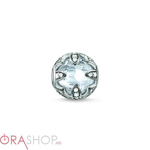 Thomas Sabo fehér gyöngy - K0093-643-14