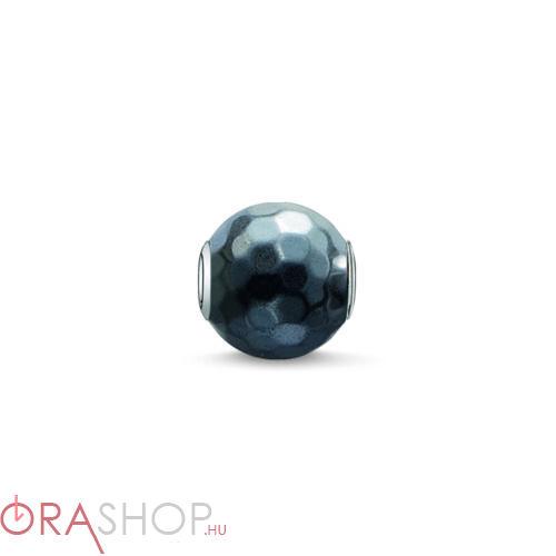 Thomas Sabo obszidián gyöngy - K0100-064-5