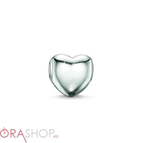 Thomas Sabo szív gyöngy - K0107-001-12