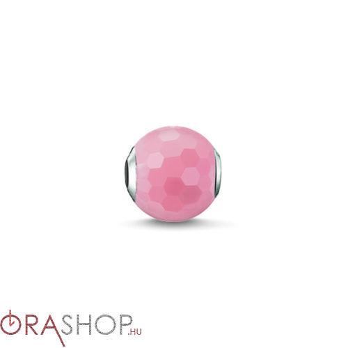 Thomas Sabo rózsaszín gyöngy - K0128-590-9
