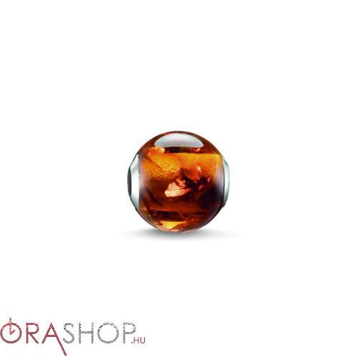 Thomas Sabo borostyán gyöngy - K0130-700-2
