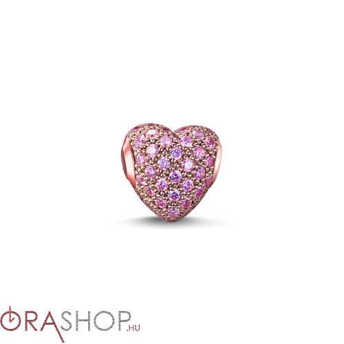 Thomas Sabo szív gyöngy - K0144-416-9