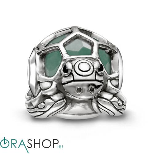 Thomas Sabo teknős gyöngy - K0194-586-33
