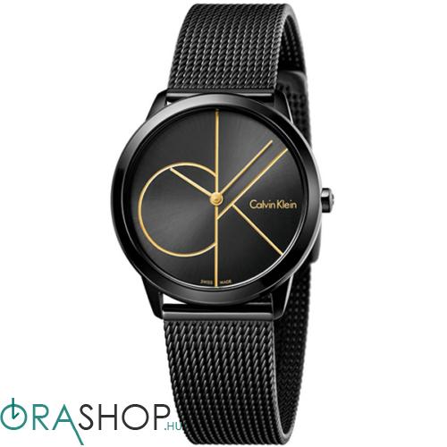 Calvin Klein női óra - K3M224X1 - Minimal