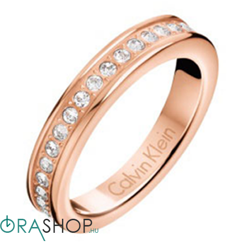 Calvin Klein gyűrű - KJ06PR1401 - Hook