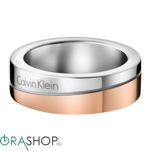 Calvin Klein gyűrű - KJ06PR200105 - Hook