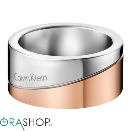 Calvin Klein gyűrű - KJ06PR200206 - Hook
