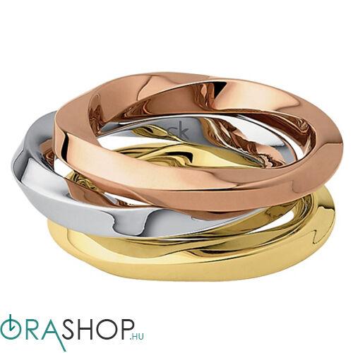 Calvin Klein gyűrű - KJ0KDR3001 - Exclusive