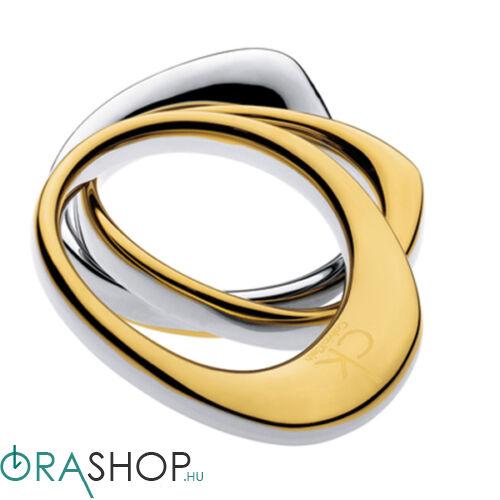 Calvin Klein gyűrű - KJ1AJR2001 - Undulate