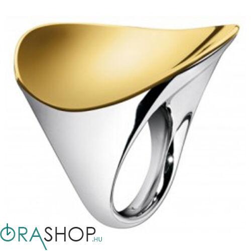 Calvin Klein gyűrű - KJ1AJR2002 - Undulate