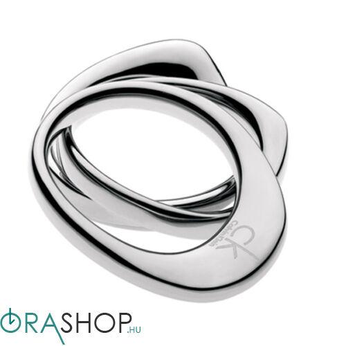 Calvin Klein gyűrű - KJ1AMR0001 - Undulate