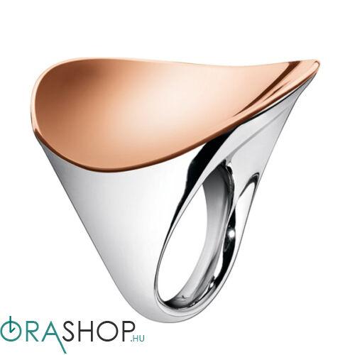Calvin Klein gyűrű - KJ1APR2002 - Undulate
