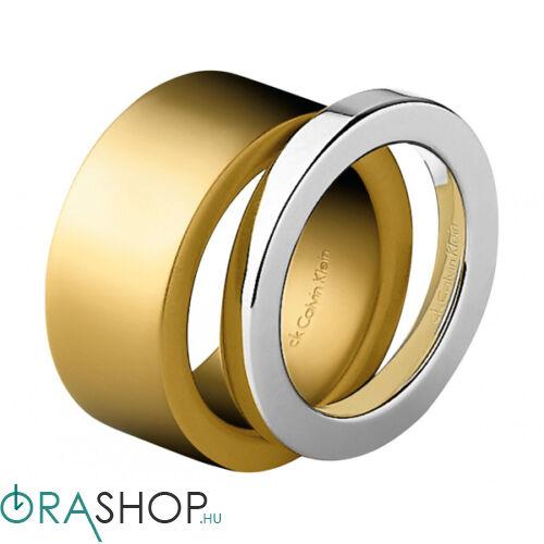 Calvin Klein gyűrű - KJ1DJR2801 - Statisfaction