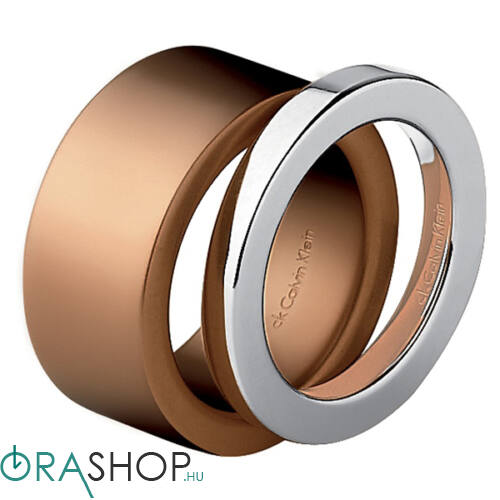 Calvin Klein gyűrű - KJ1DPR2801 - Statisfaction