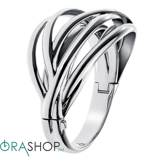 Calvin Klein gyűrű - KJ1RMR0001 - Crisp