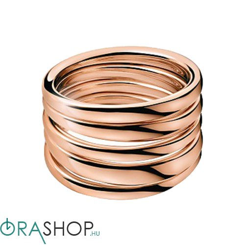 Calvin Klein gyűrű - KJ2GPR1001 - Sumptuous