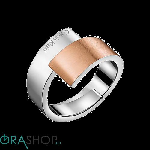 Calvin Klein gyűrű - KJ2HPR2801 - Intense