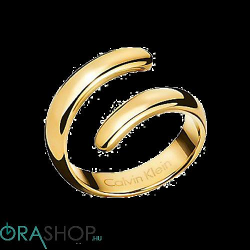 Calvin Klein gyűrű - KJ2KJR1001 - Embrace