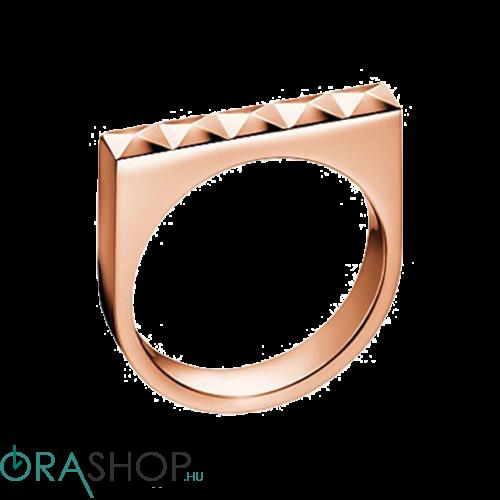 Calvin Klein gyűrű - KJ3CPR100106 - Edge