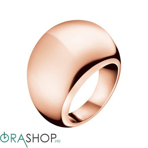 Calvin Klein gyűrű - KJ3QPR100106 - Ellipse