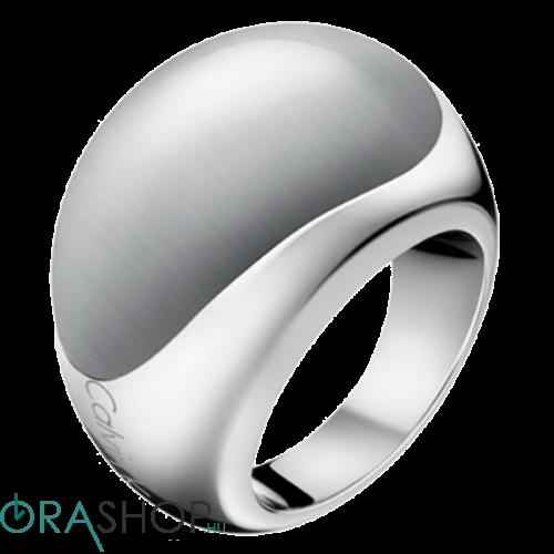 Calvin Klein gyűrű - KJ3QWR020106 - Ellipse