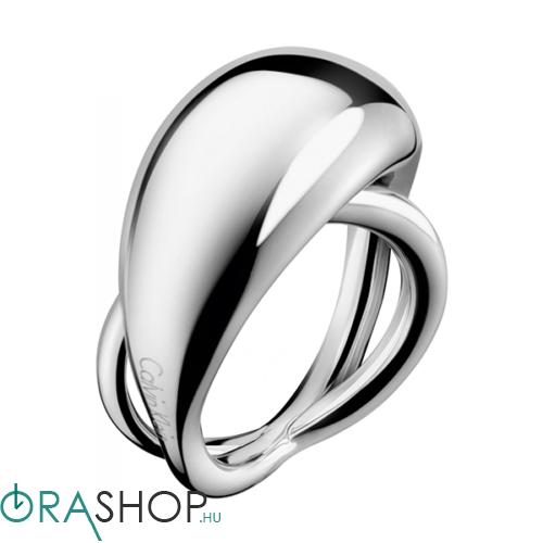 Calvin Klein gyűrű - KJ3XMR000105 - Fluid