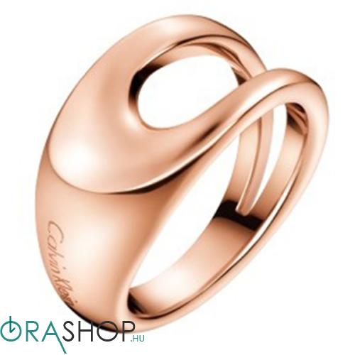 Calvin Klein gyűrű - KJ3YPR1001 - Shade