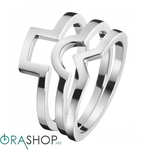 Calvin Klein gyűrű - KJ4VMR000105 - Wonder