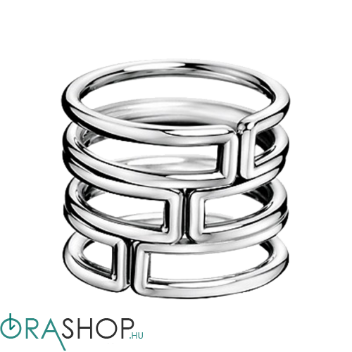 Calvin Klein gyűrű - KJ73AR0101 - Modern