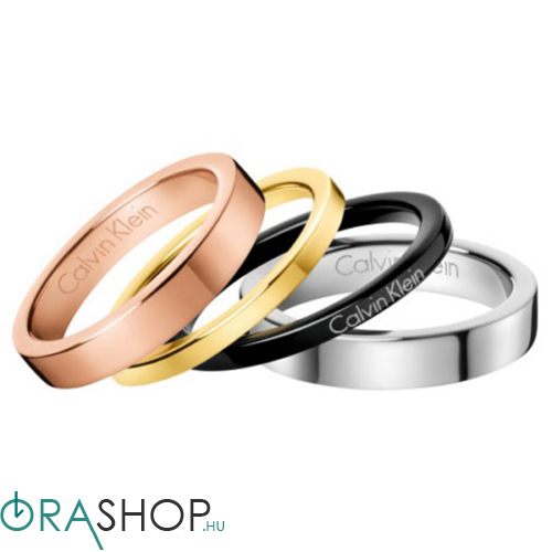 Calvin Klein gyűrű - KJ7GPR4001 - Gordeous