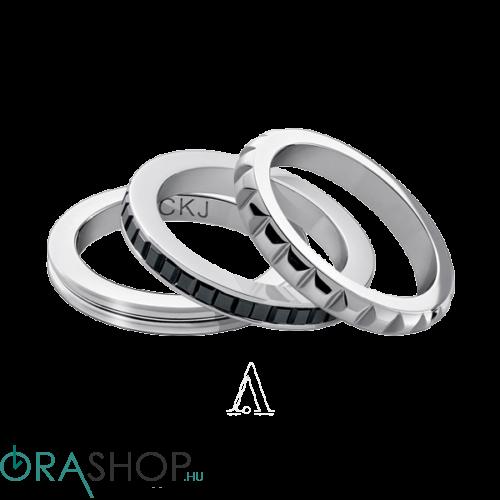 Calvin Klein gyűrű - KJ81BR0501 - Astound