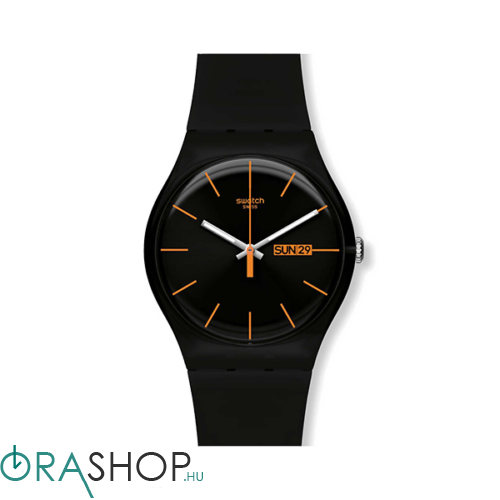 Swatch unisex óra - SUOB704 - Dark Rebel