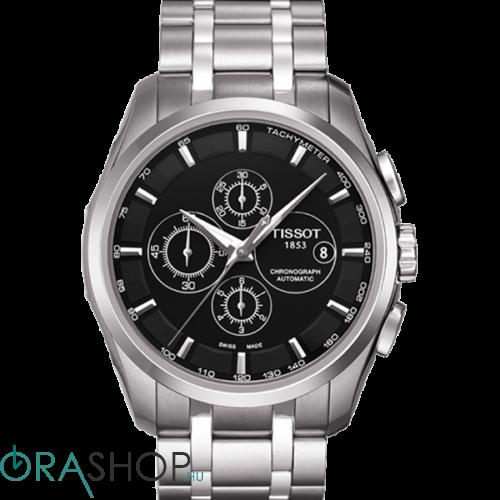 Tissot férfi óra - T035.627.11.051.00 - Couturier Automatic Chronograph