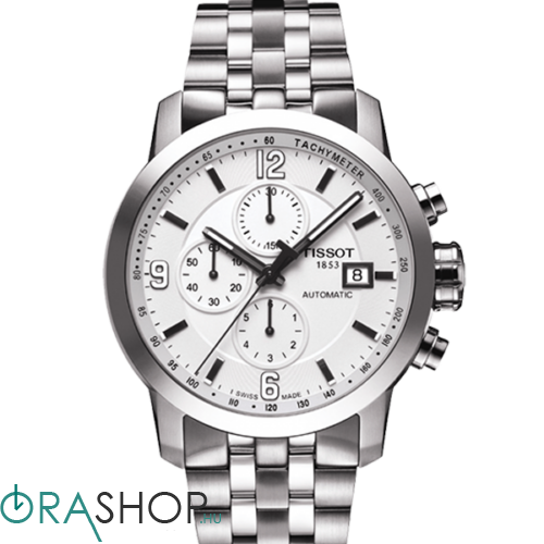 Tissot férfi óra - T055.427.11.017.00 - PRC 200 Automatic Chronograph