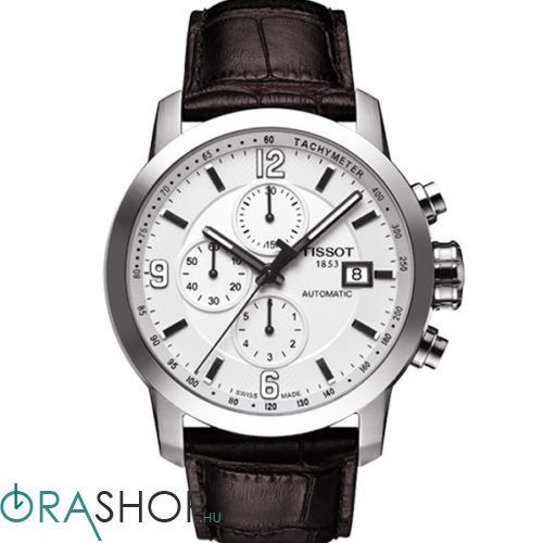 Tissot férfi óra - T055.427.16.017.00 - PRC 200 Automatic Chronograph