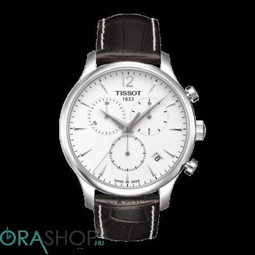Tissot férfi óra - T063.617.16.037.00 - Tradition Chronograph