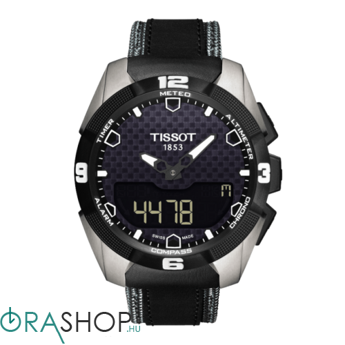 Tissot férfi óra - T091.420.46.051.01 - T-Touch Expert Solar