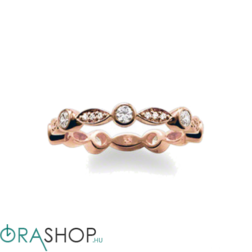 Thomas Sabo gyűrű - TR1985-416-14