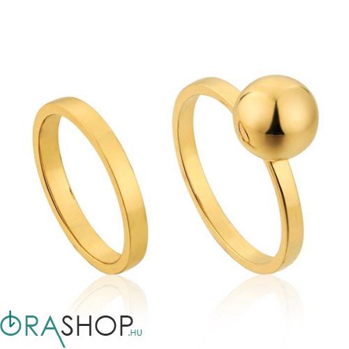 Ania Haie gyűrű - R001-01G-54