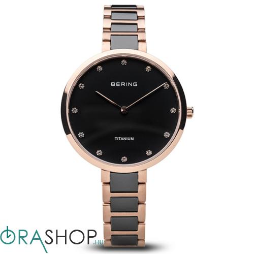 Bering női óra - 11334-762 - Titanium