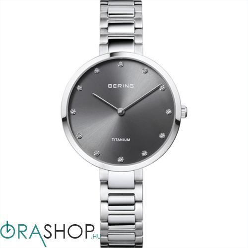 Bering női óra - 11334-772 - Titanium