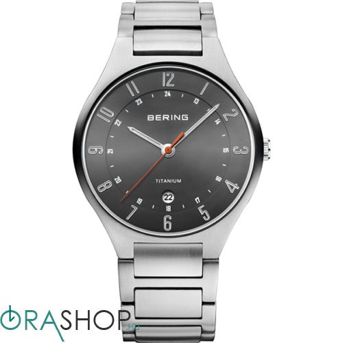 Bering férfi óra - 11739-772 - Titanium