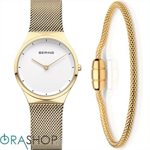 Bering női óra szett - 12131-339-SET - Classic