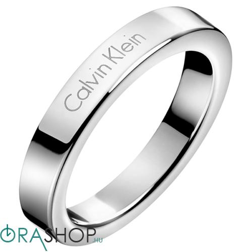 Calvin Klein gyűrű - KJ06MR000105 - Hook